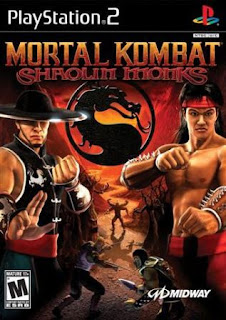 Fatality Mortal Kombat – Shaolin Monks – PS 2