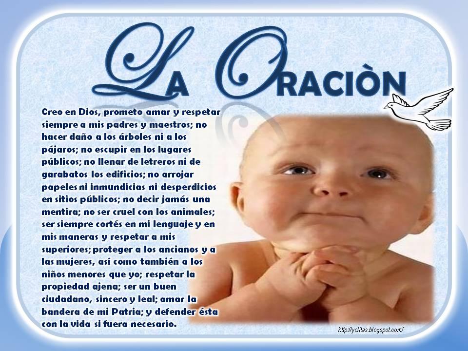 Oracion Para Los Ninos
