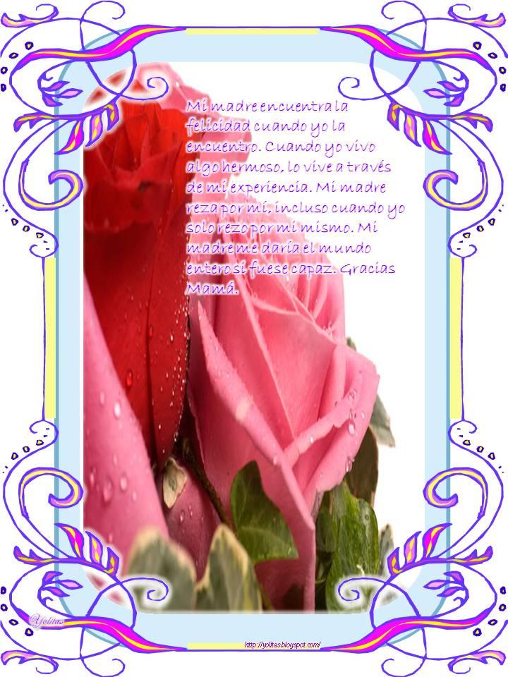 Poemas Para El DIA De Las Madres
