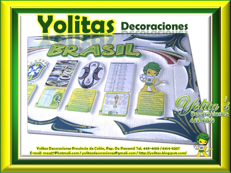 Yolitas decoraciones mi rcoles 26 de enero de 2011 for Como decorar un mural