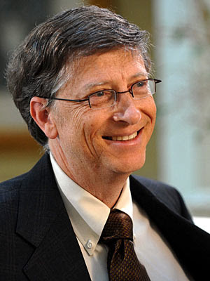hi005172180 bill gates Sebelum Mereka Terkenal... inilah pekerjaan mereka