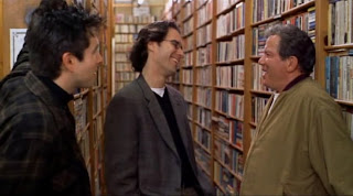 Bookstore in the movie Free Enterprise