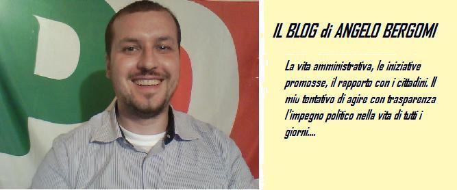Il Blog di Angelo Bergomi