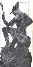 Hermes, pintura griega