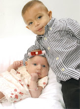 Gavin 19 Months & Madilynn 7 Weeks