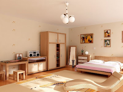 modern interior creative, bedroom design