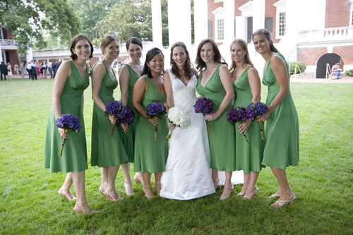 Clover Bridesmaid Dresses - Ocodea.com
