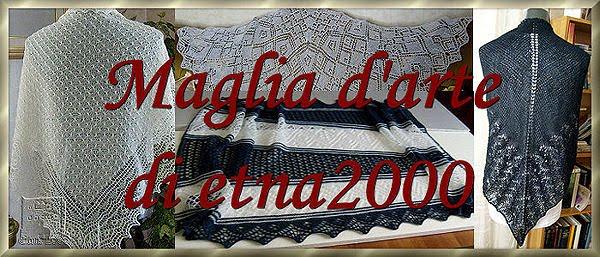 Maglia d'arte di Etna2000
