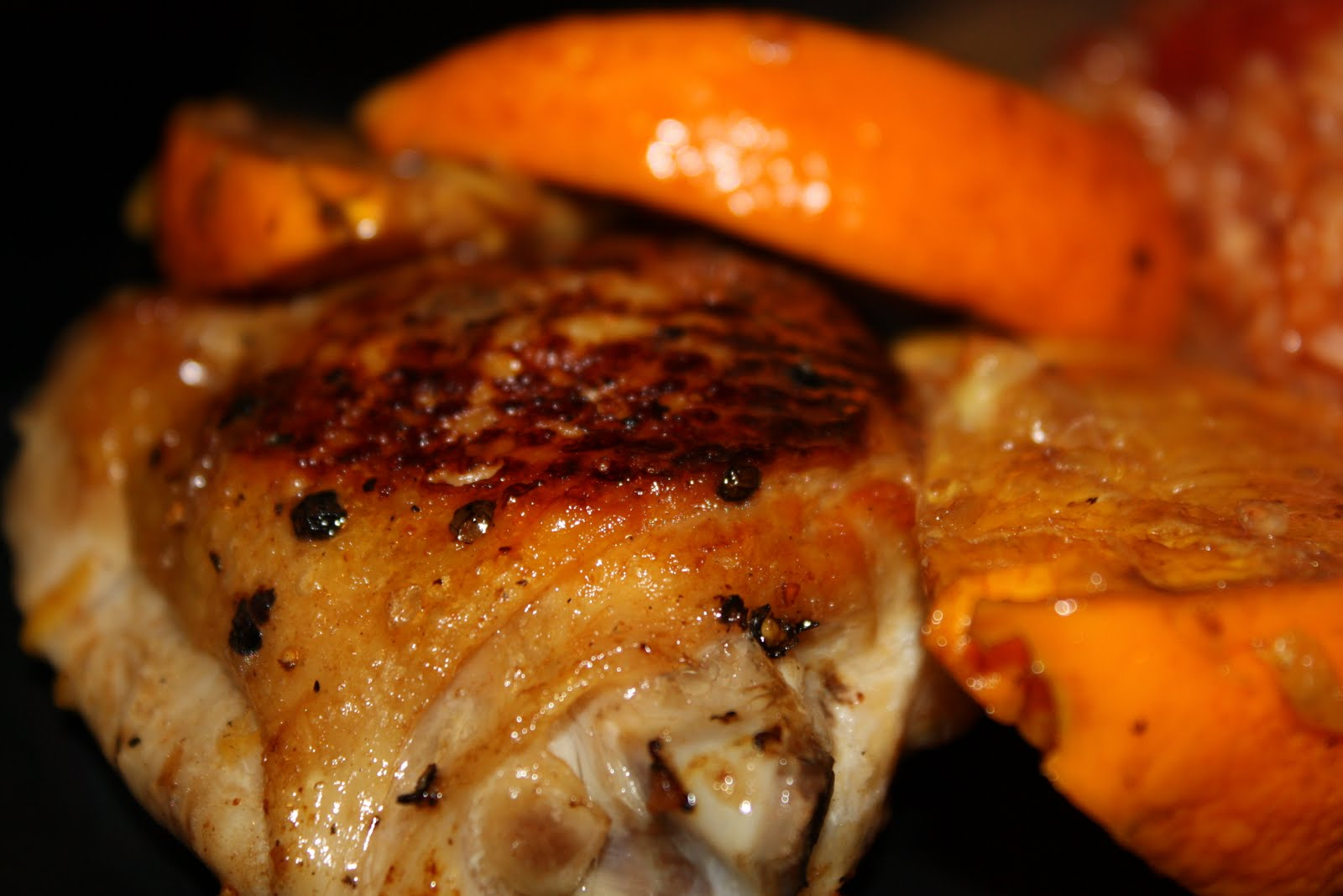 Orange and Balsamic Chicken