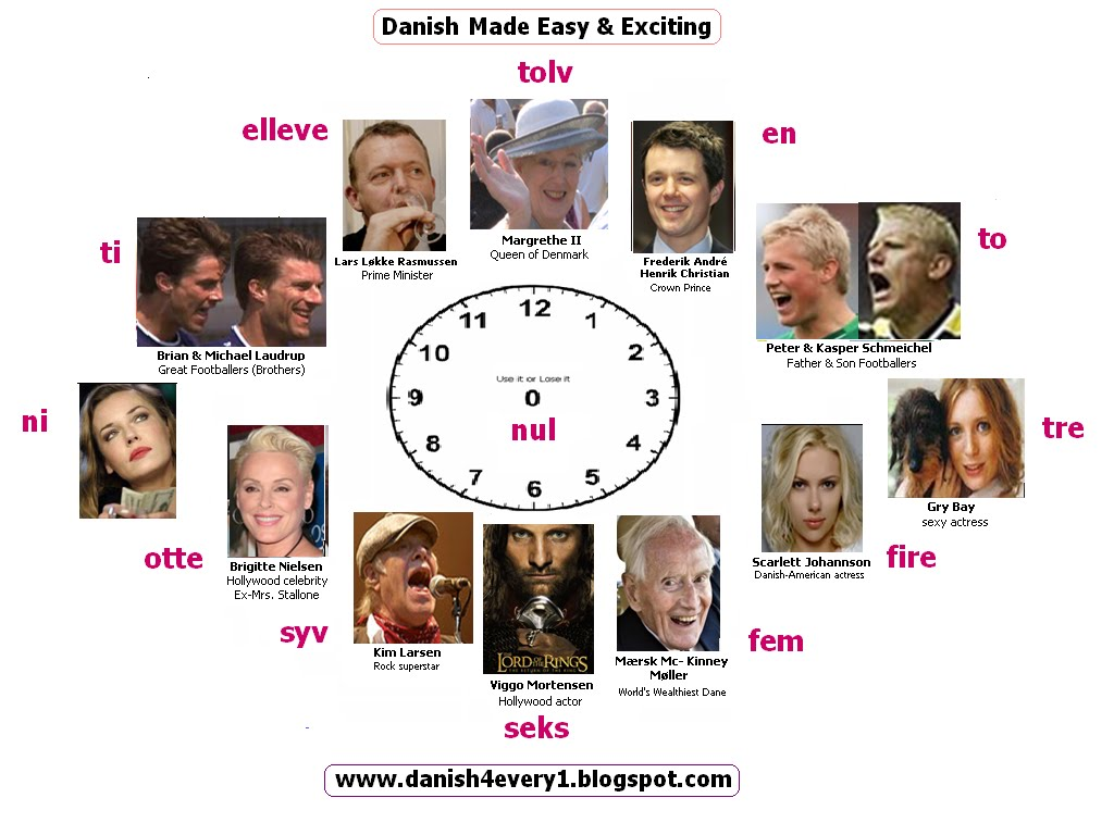 Danish Made Easy & Exciting