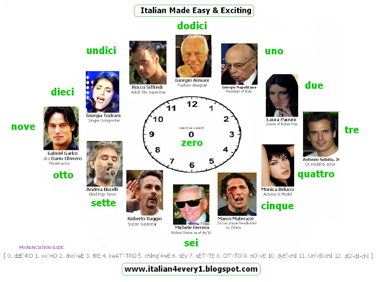 Italian Made Easy & Exciting
