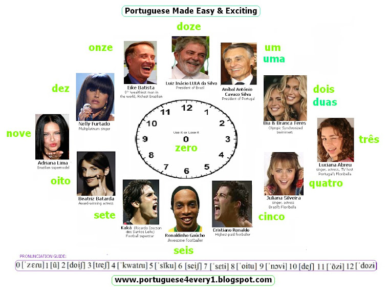 Portuguese Made Easy & Exciting