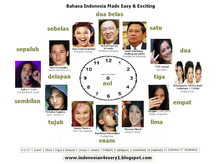 Indonesian Made Easy and Exciting