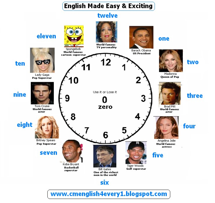 English Made Easy & Exciting