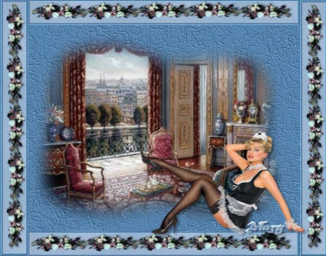 El salon de Mary