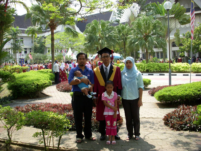 wif ma bro's family