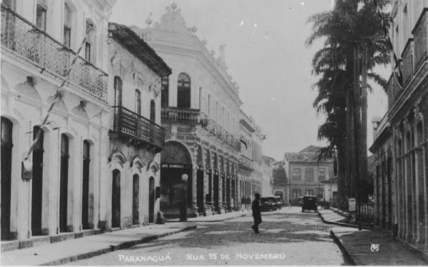 Rua XV