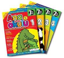 Kitap Değerlendirme – Anaokulu Dergi Serisi