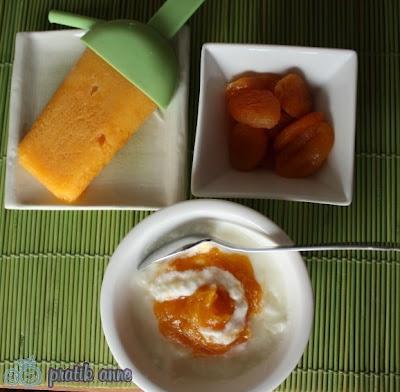 Pratik Meyveli Tatlılar – Kayısılı Tatlılar