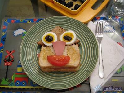 Çocuklar için kahvaltı fikirleri