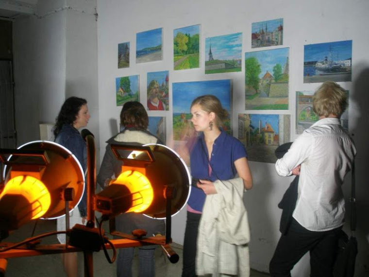 EXHIBITION PRESENTATION IN TALLINN