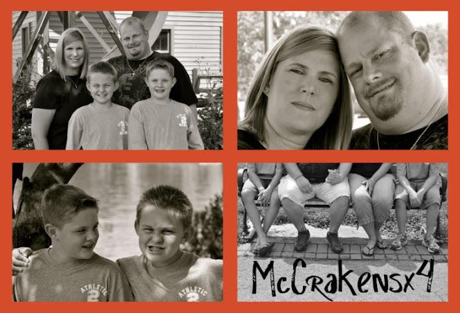McCrakensX4