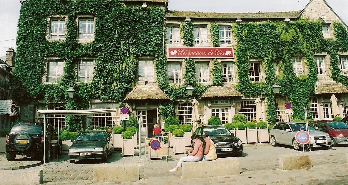 8a8fe44c2c7 Um jeito manso  Hotéis - um caso prático  Les Maisons de Léa em Honfleur