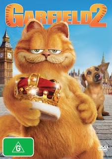 Poster de Garfield 2