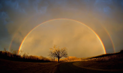Rainbow at Elam Bend (Missouri )