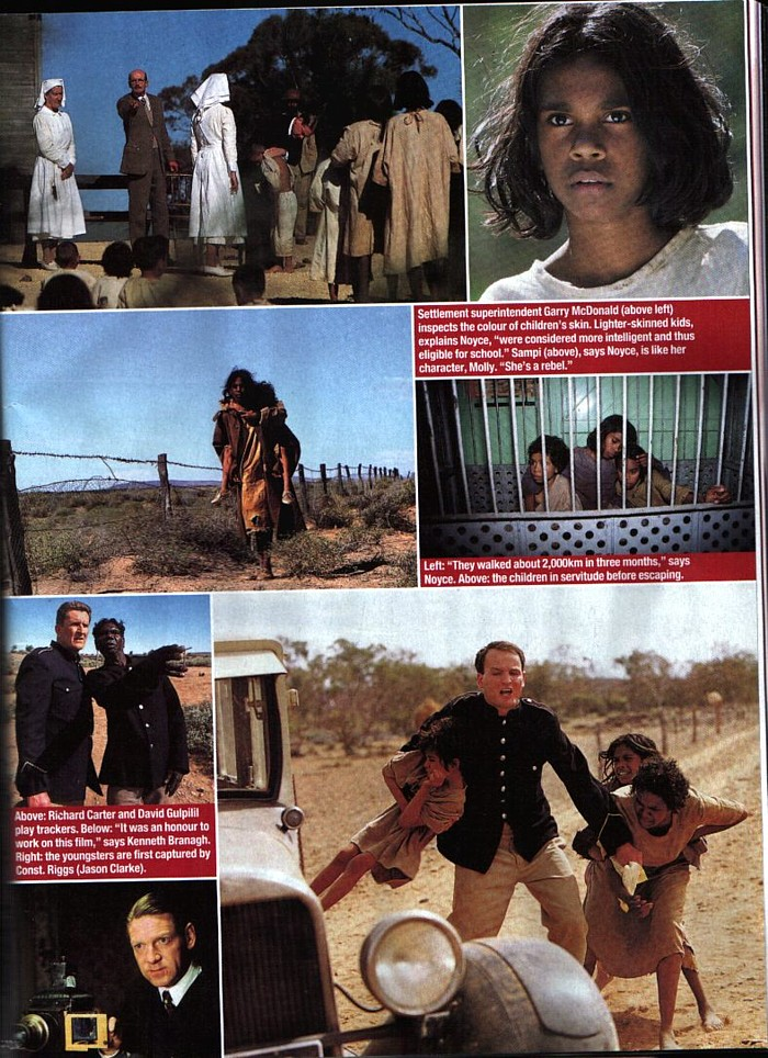 injustice rabbit proof fence If we recognize injustice around the rabbit-proof fence rabbit proof fence rabbit proof fence is a very important movie because it sheds light onto a.