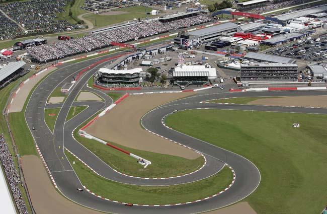 9º GP - Gran Premio de Inglaterra, Silverstone 001