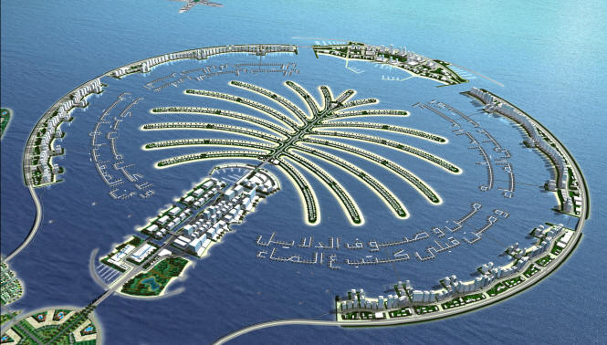 Dubai World Security to provide integrated security for The World islands