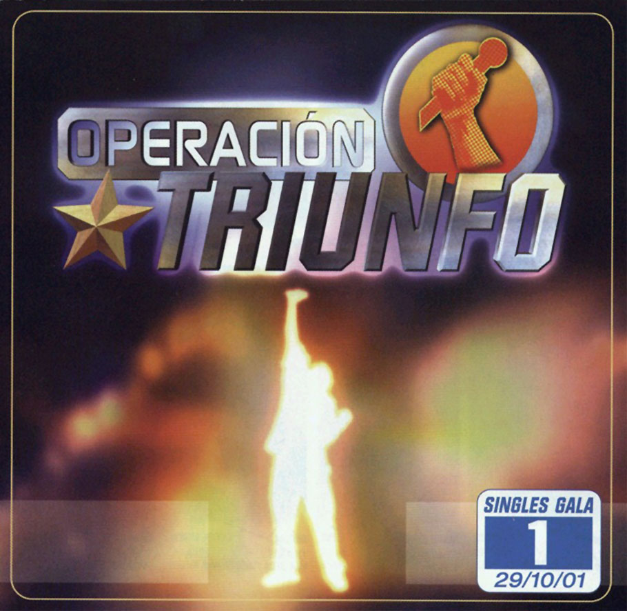 galas operacion triunfo 3: