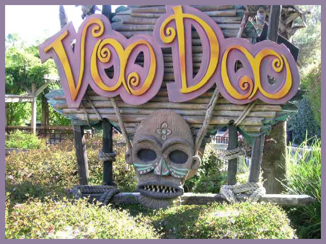 Voodoo - how did it get its name? It is has been handed down from the tribal ...