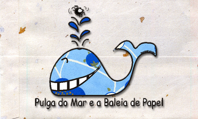 Pulga do Mar e a Baleia de Papel