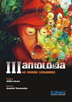 III Antologia de Poetas Lusfonos, editora Folheto Edies &amp; Design (Leiria-Portugal, 2010)