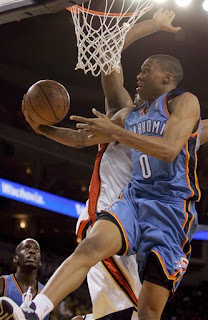 The World's official OKC Thunder preview