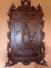 Brasão do Clube Vitoria de Guimarães