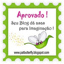 Presentinho do Blog Patbutterfly