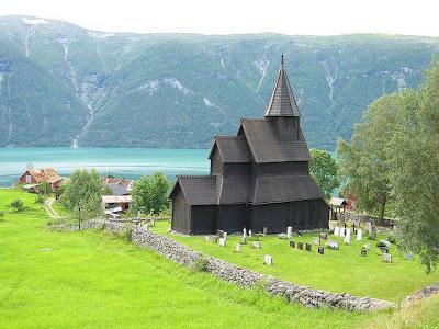 Viajar por Europa: Noruega