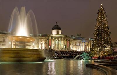 Donde viajar: Navidades en Londres
