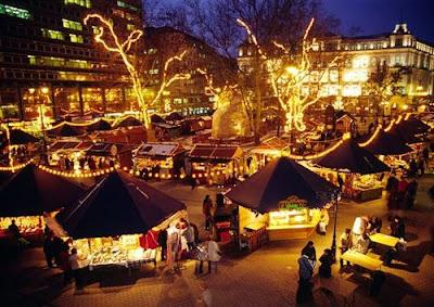 Viajar a Hungria por Navidad
