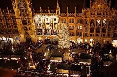 Donde viajar: Navidad en Alemania