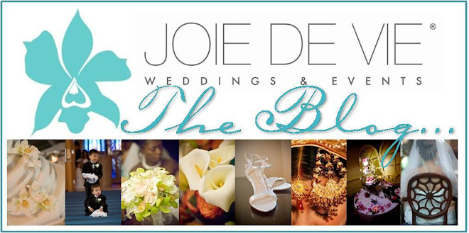 Orlando Wedding Blog.  Joie de Vie Weddings & Events