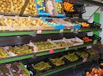 Expositor de frutaria