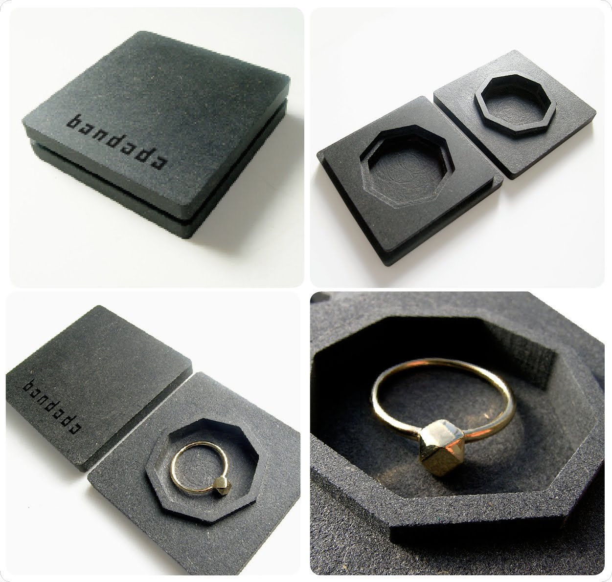 Bandada Jewelry And Small Object Series Empaques
