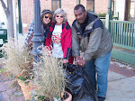 SUPPORT LOCAL BEAUTIFICATION PROJECTS...