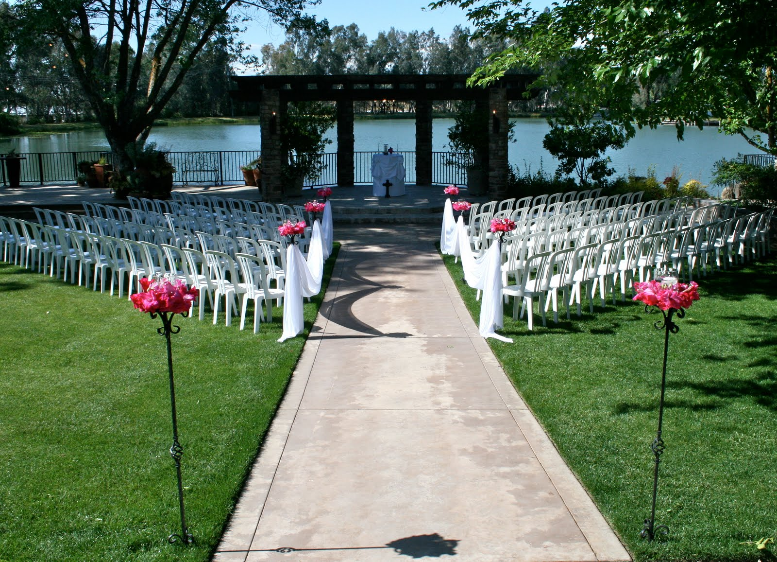 Fuschia Wedding Ideas