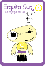 ¡Hola! Yo soy Erquita Sun