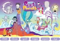 Visitá la web de los POCKET PLANETS!